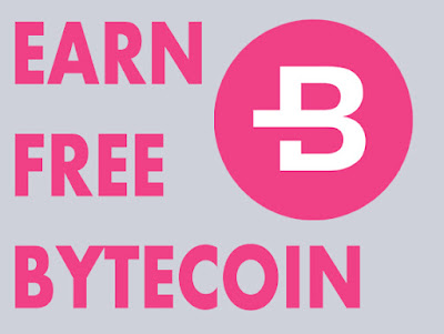 How to Get Free Bytecoin with Instant Payout