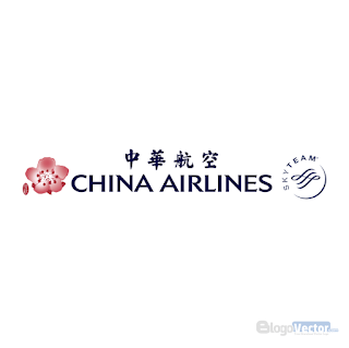 China Airlines Logo vector (.cdr)