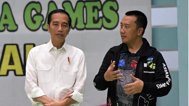 Imam Nahrawi Menteri Kedua Jokowi Yang Terjerat Korupsi