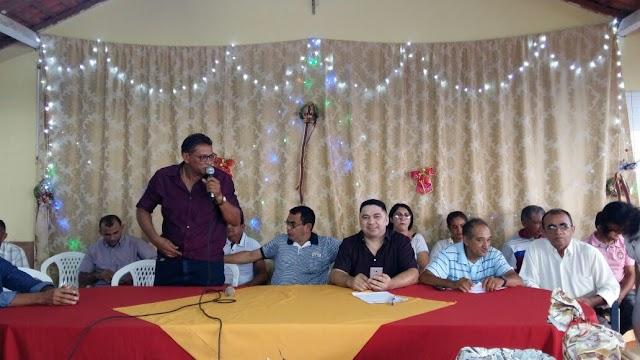Centenas de trabalhadores rurais e convidados prestigiam última assembleia do ano no Sindicato Rural de Elesbão Veloso. Veja fotos