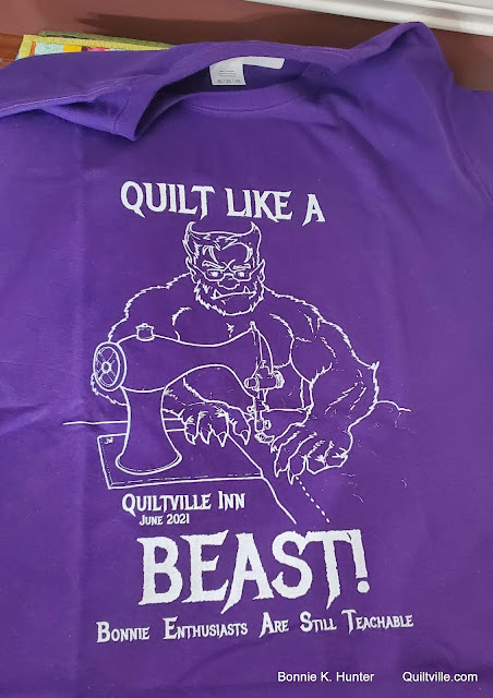 Quilt Like a BEAST!!