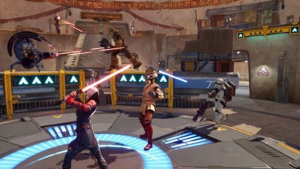 الاعلان عن لعبة Star Wars Hunters الجديدة للموبايل و موعد نزولها