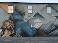 Jindabyne Street Art   Mike Shankster