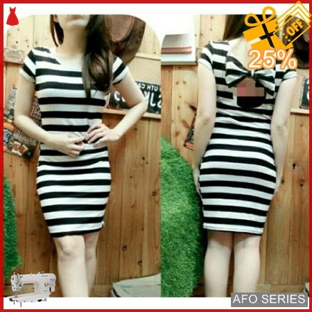 AFO401 Model Fashion Dress Voni Modis Murah BMGShop