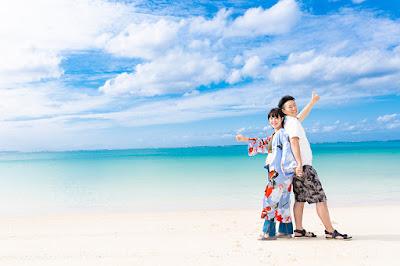 マタニティフォト 沖縄