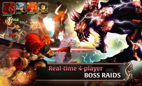 dragon blaze best character