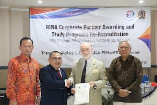 PPNS Perkaya Prestasi Ditengah Derasnya Perkembangan Industri Maritim