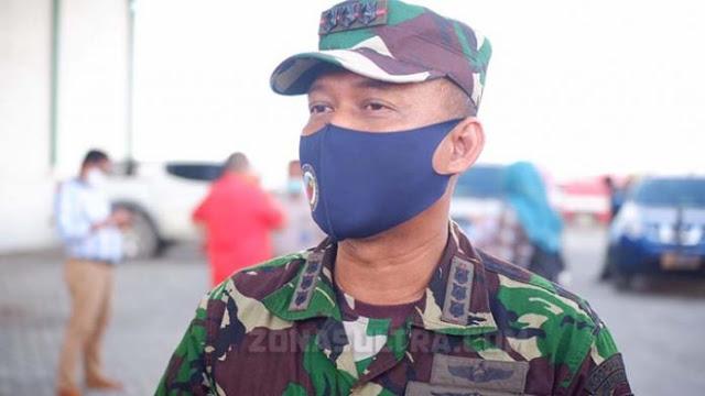 Danlanud Minta Maaf Sebut Wartawan yang Liput TKA China Ditunggangi Teroris
