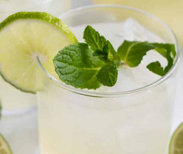 Fresh Vodka Limeade Punch