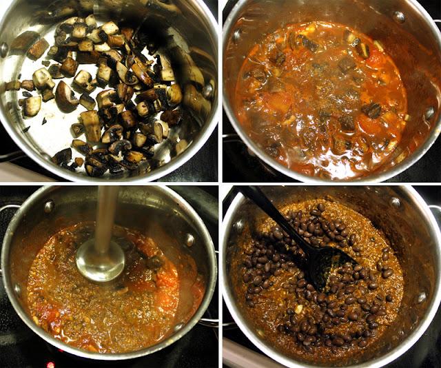 Oppskrift Portobello Bolognese Uten Kjøtt Hjemmelaget Pastasaus Vegan Vegetar
