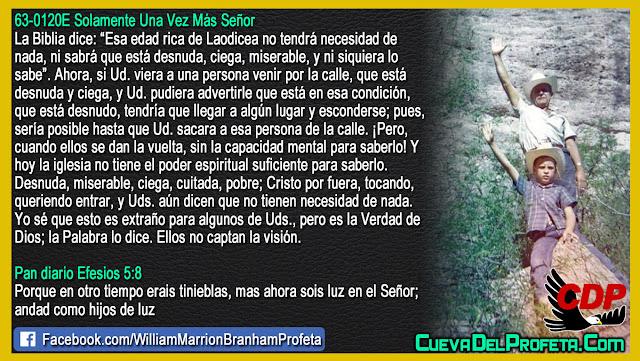 La verdad de Dios - William Branham en Español