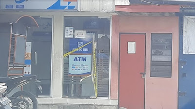 ATM di Simpang Taluak Dibobol Maling, Kerugian Diperkirakan