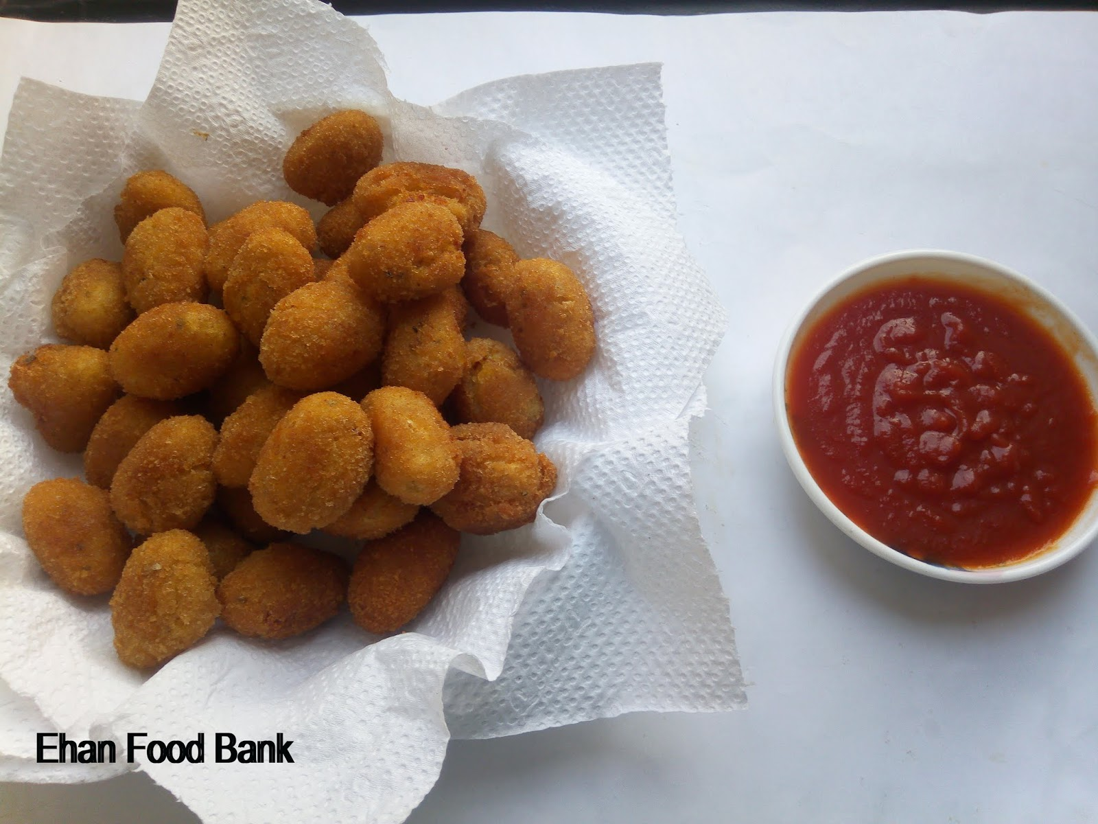 veg potato nuggets recipe, mashed potato nuggets recipe, potato nuggets without cheese, potato nuggets recipe sanjeev kapoor, potato nuggets recipe in tamil, frozen potato nuggets, chicken potato nuggets, Spicy potato nuggets by Ehan Food Bank
