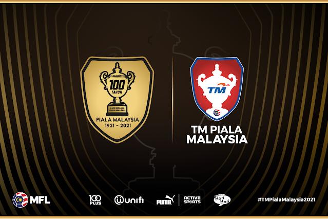 Jadual Piala Malaysia 2020 Mengikut Kumpulan