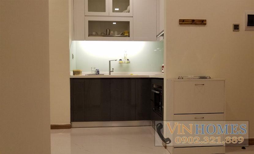 cho thuê căn hộ Vinhomes tại tháp P6 - bếp