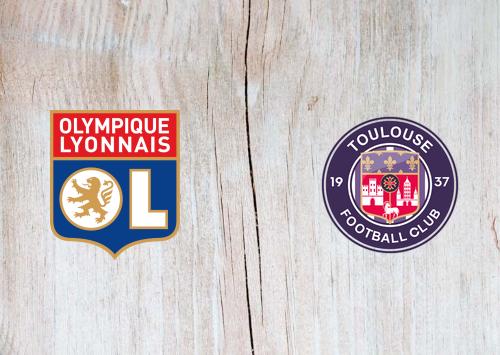 Olympique Lyonnais vs Toulouse -Highlights 18 December 2019