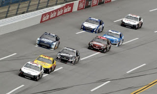 Gilliland returns to Restrictor Plate Racing in Talladega - #NASCAR
