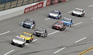 Gilliland returns to Restrictor Plate Racing in Talladega - #NASCAR