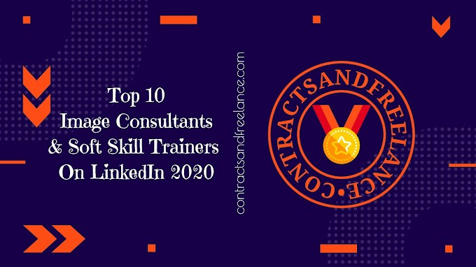 Top 10 Image Consultants & Soft Skill Trainers On LinkedIn | 2020