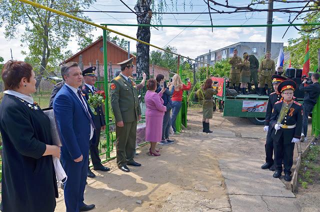 День Победы 2020 в Дубоссарах