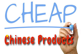 Why Chinese products are cheap