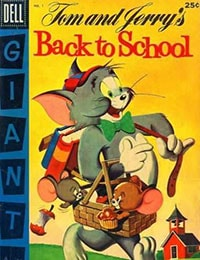 Tom & Jerry's Back to School