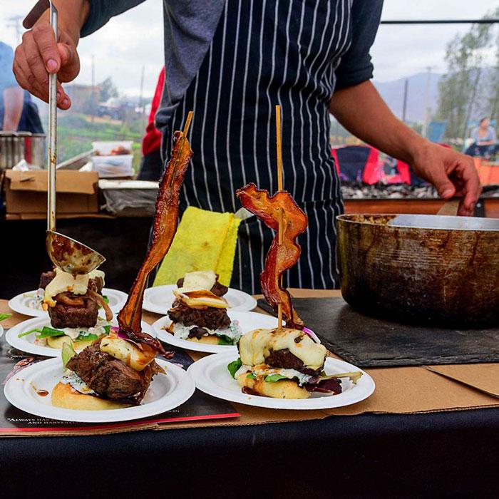 Valle Food & Wine Festival