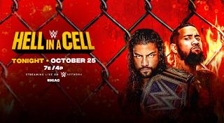 Ver Repeticion WWE Hell in a Cell 2020 En Español