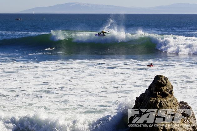 O Neill Coldwater Classic 2012 - Day 4 - Best Action
