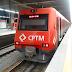 Trem da linha 12-Safira da CPTM quebra e é levado para o pátio de manutenção com passageiros dentro
