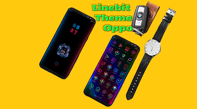 Linebit Tema Oppo ColorOs All Series Tembus Aplikasi
