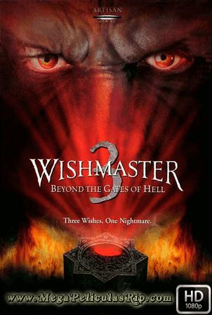 Wishmaster 3 [1080p] [Latino-Ingles] [MEGA]