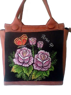 embroidery handbag