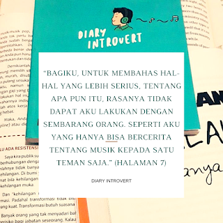 Review Diary Introvert