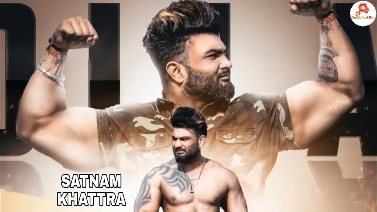 Satnam Khatra body builder