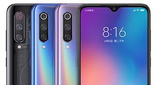 Harga Hp Xiaomi terbaru Mi 9