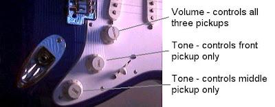 Volume Tone Control