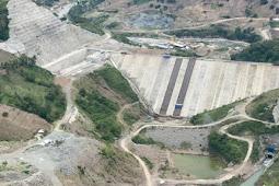 Nurdin Abdullah Nilai Sedimentasi Hasil Tambang Mengancam Cekdam Bili-bili
