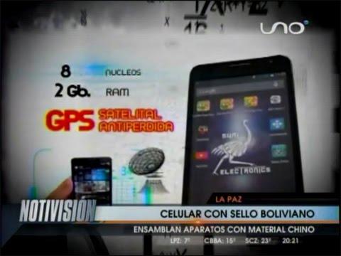 SURI ELECTRONICS: ENSAMBLAN CELULARES CON SELLO BOLIVIANO, DE ALTA CONFIGURACIÓN Y SUPER RESISTENTES A GOLPES Y CAÍDAS