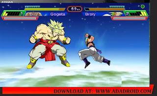 Dragon Ball Shin Budokai 6