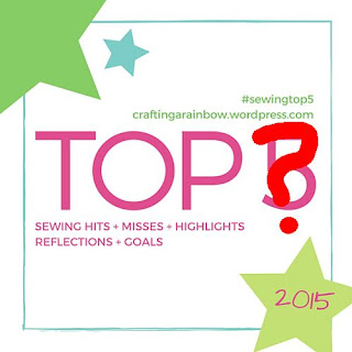 Click to visit Gillian's/Crafting a Rainbow 2015 Top 5 Round-Up Post
