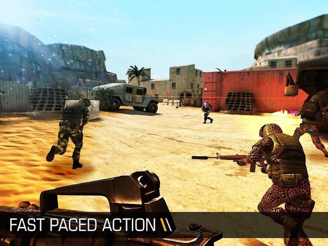 Bullet Force Hileli APK v1.75.1 - Sınırsız Cephane Hileli