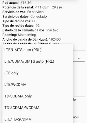 Cómo usar siempre la red 4G LTE en tu dispositivo móvil Android - Charkleons.com