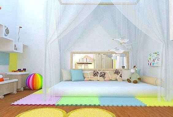 Beautiful Bedrooms For Children Of 1 Year - Decor Units