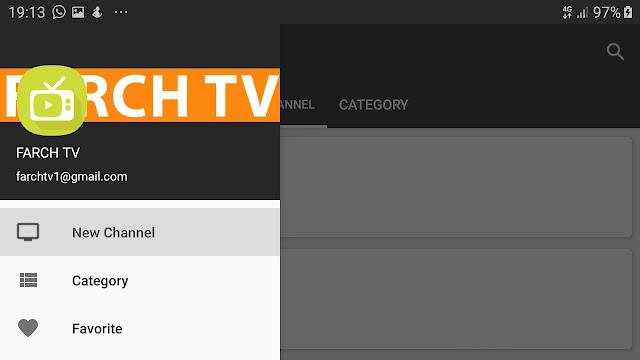 حمل الآن تطبيق FARCH TV و شاهد قنواتك المفضلة على الهاتف مباشرة و بسيرفر سريع جدا
