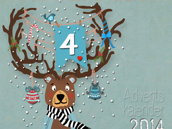 Lila-Lotta Adventskalender 2014 - Türchen Nr. 4