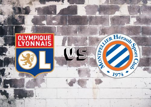 Olympique Lyonnais vs Montpellier  Resumen