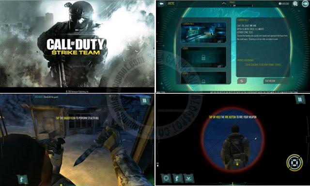 download Game Call of Duty Strike Team Apk Full Data V1.0.40 For Android Versi Gratis
