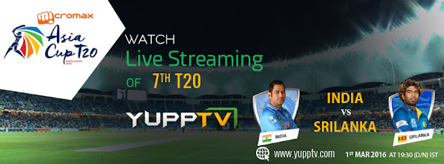 India vs Sri Lanka Asia Cup Live