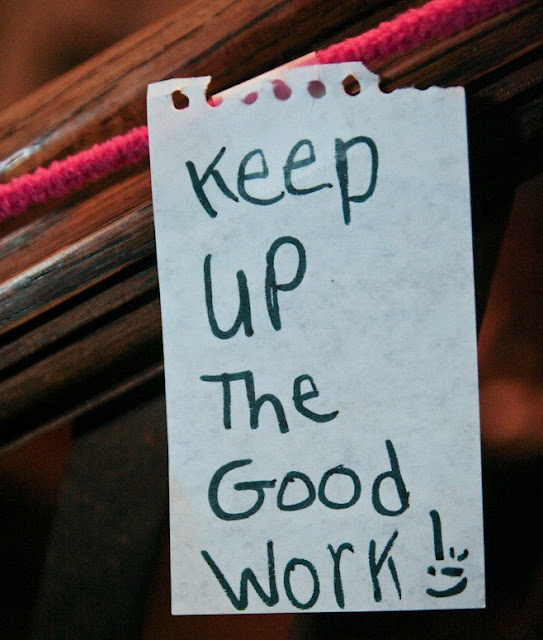 Keep your good work on